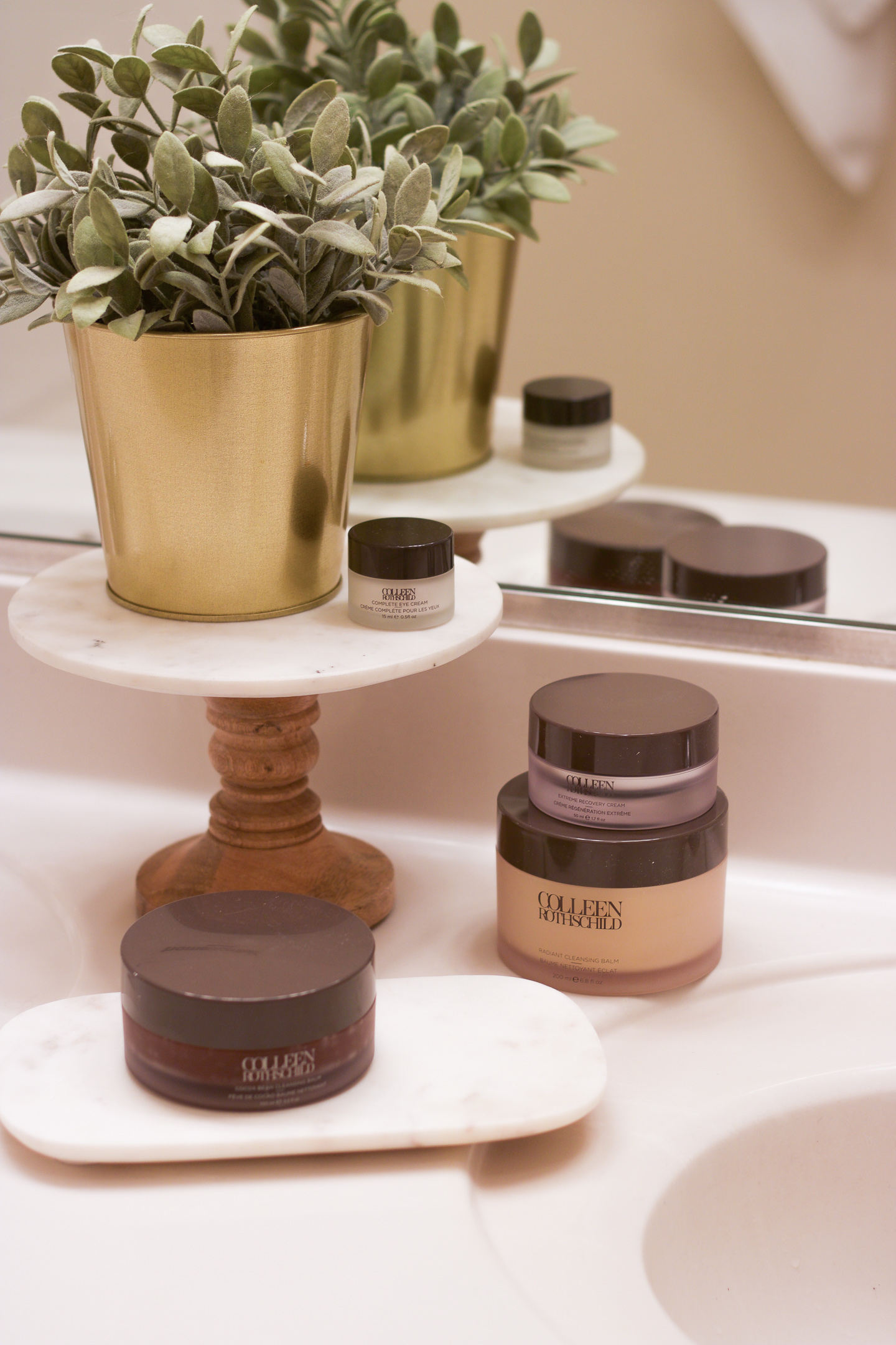 I've always preferred an oil-based makeup remover. I like how it makes my skin feel and look. What I love about the cleansing balm is that it gently removes ...